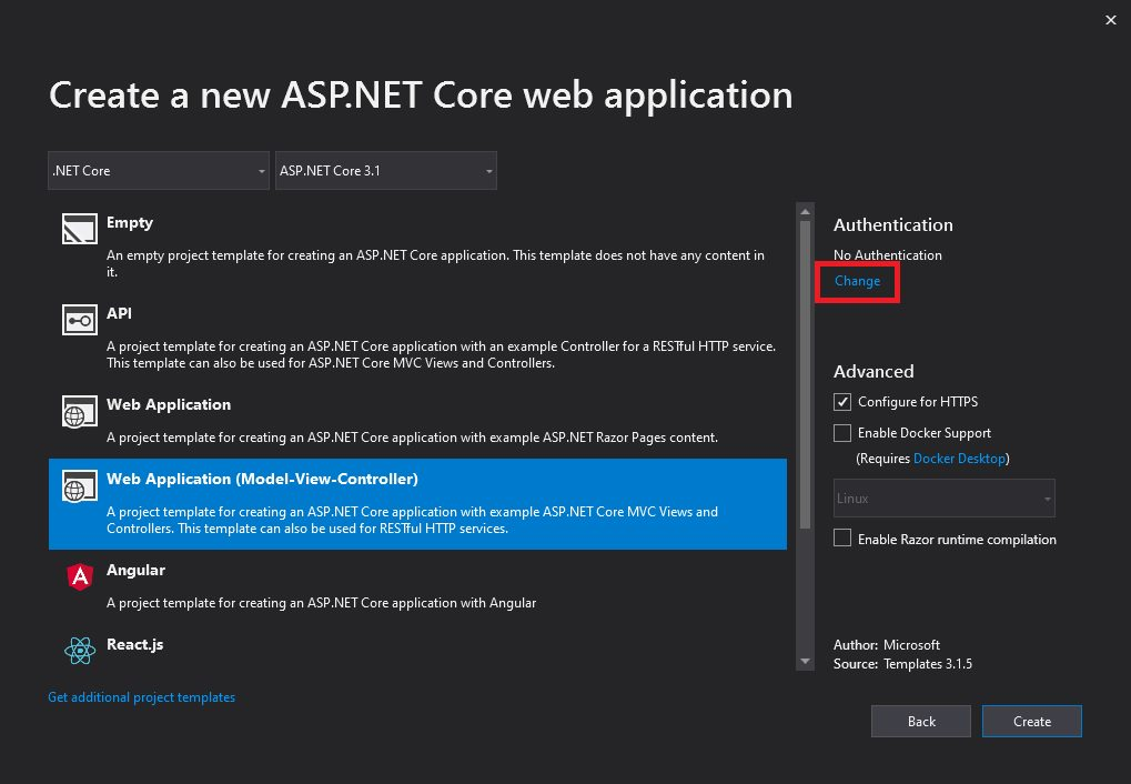 Azure AD SSO - Single Tenant Step 4
